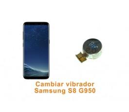 Cambiar vibrador Samsung Galaxy S8 G950