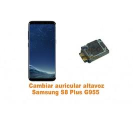 Cambiar auricular altavoz Samsung Galaxy S8 Plus G955