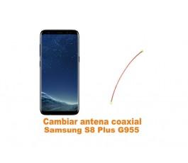 Cambiar antena coaxial Samsung Galaxy S8 Plus G955