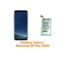 Cambiar batería Samsung Galaxy S8 Plus G955