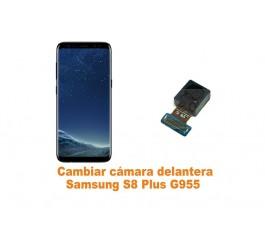Cambiar cámara delantera Samsung Galaxy S8 Plus G955