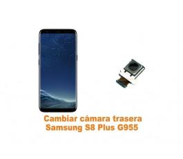 Cambiar cámara trasera Samsung Galaxy S8 Plus G955
