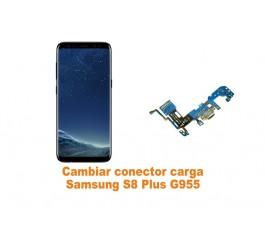 Cambiar conector carga Samsung Galaxy S8 Plus G955