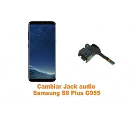 Cambiar Jack audio Samsung Galaxy S8 Plus G955