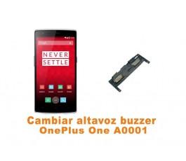 Cambiar altavoz buzzer OnePlus One A0001