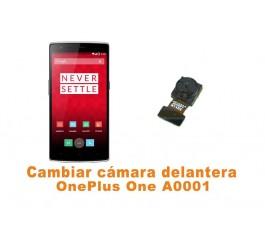 Cambiar cámara delantera OnePlus One A0001