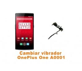 Cambiar vibrador OnePlus One A0001