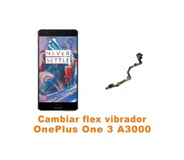 Cambiar vibrador OnePlus One 3 A3000
