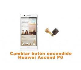 Cambiar botón encendido Huawei Ascend P6