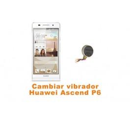 Cambiar vibrador Huawei Ascend P6