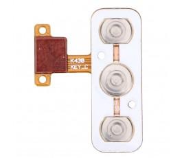 Flex encendido y volumen para Lg K10 K420 K420n