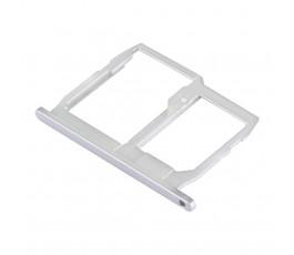 Porta tarjeta sim y microSD para Lg G5 H850 plata