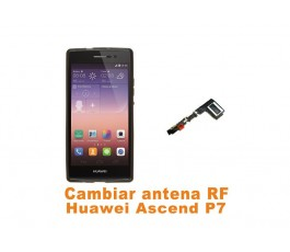 Cambiar antena RF Huawei Ascend P7