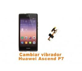 Cambiar vibrador Huawei Ascend P7