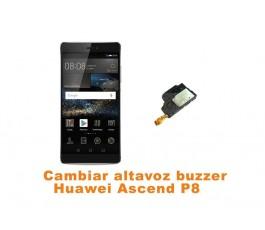 Cambiar altavoz buzzer Huawei Ascend P8