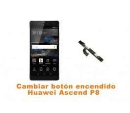 Cambiar botón encendido Huawei Ascend P8