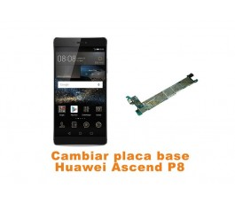 Cambiar placa base Huawei Ascend P8