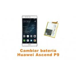 Cambiar batería Huawei Ascend P9