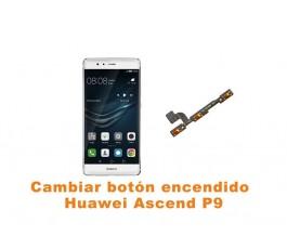 Cambiar botón encendido Huawei Ascend P9