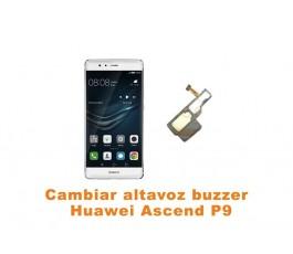 Cambiar altavoz buzzer Huawei Ascend P9