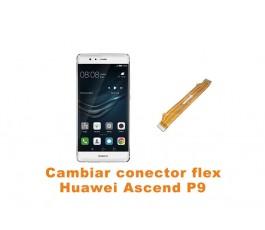 Cambiar conector flex Huawei Ascend P9
