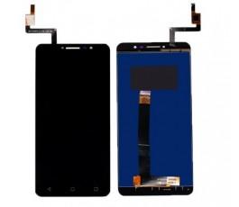 Pantalla completa táctil y lcd para Alcatel A3 XL OT-9008 negra