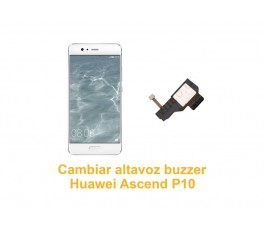 Cambiar altavoz buzzer Huawei Ascend P10