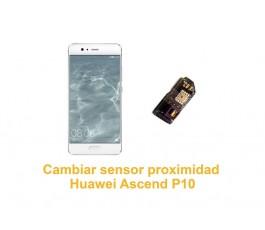 Cambiar sensor proximidad Huawei Ascend P10
