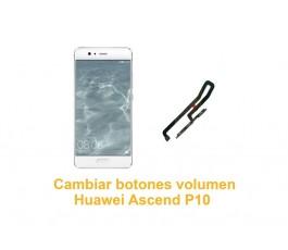Cambiar botones volumen Huawei Ascend P10