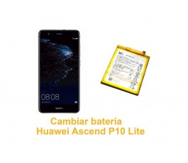 Cambiar batería Huawei Ascend P10 Lite