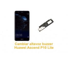 Cambiar altavoz buzzer Huawei Ascend P10 Lite
