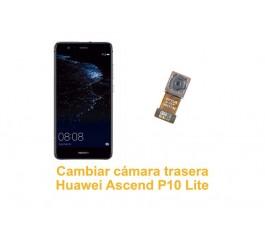 Cambiar cámara trasera Huawei Ascend P10 Lite