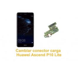 Cambiar conector carga Huawei Ascend P10 Lite