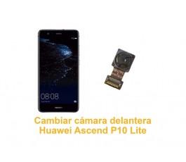 Cambiar cámara delantera Huawei Ascend P10 Lite