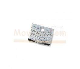 Teclado Blanco para BlackBerry 9100 9105 - Imagen 1
