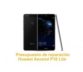 Presupuesto de reparación Huawei Ascend P10 Lite