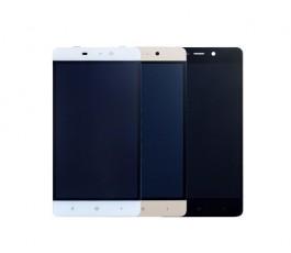Pantalla completa táctil y lcd para Xiaomi Redmi 4 dorado