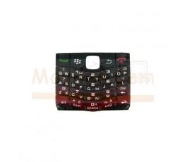 Teclado Rojo para BlackBerry 9100 9105 - Imagen 1