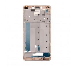 Marco pantalla para Xiaomi Redmi Note 4 dorado