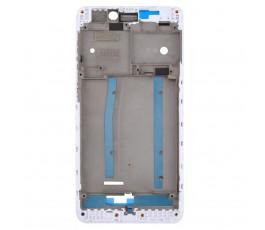 Marco pantalla para Xiaomi Redmi 4A blanco