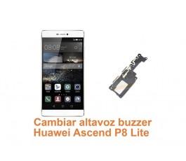 Cambiar altavoz buzzer Huawei Ascend P8 Lite