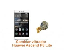 Cambiar vibrador Huawei Ascend P8 Lite