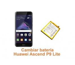 Cambiar batería Huawei Ascend P9 Lite