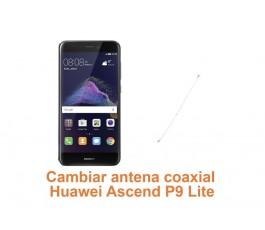 Cambiar antena coaxial Huawei Ascend P9 Lite