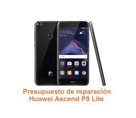 Presupuesto de reparación Huawei Ascend P9 Lite