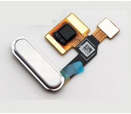 Botón home huella para Xiaomi Mi 5c Mi5C blanco