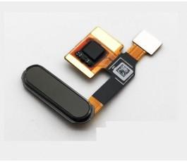 Botón home huella para Xiaomi Mi 5c Mi5C negro