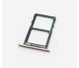 Porta tarjeta sim para Xiaomi Mi 5c Mi5c rosa