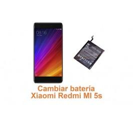 Cambiar batería Xiaomi Redmi MI 5s