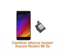 Cambiar altavoz buzzer Xiaomi Redmi MI 5s